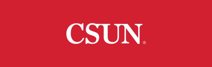 CSUN banner
