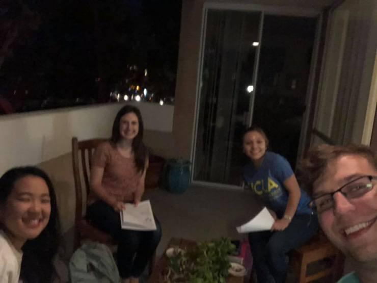 Discipleship Cohort Early Fall 2018