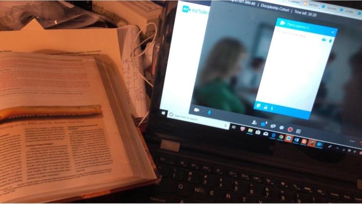 Online Discipleship Cohort